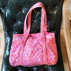 Vintage Pretty Pink Vera Bradley Bag
